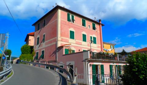Sistema a cappotto a Genova